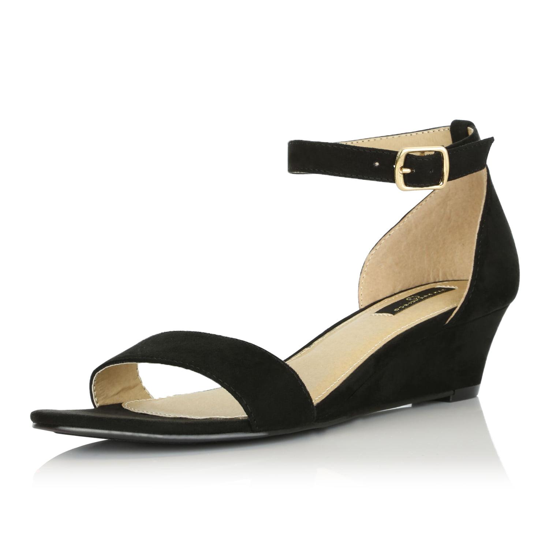 DailyShoes - Dailyshoes Wedge Heeled