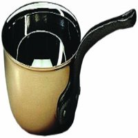Matfer Bourgeat COPPER FLARED SAUTE PAN WITHOUT LID, 373016, 6-1/4 Inch