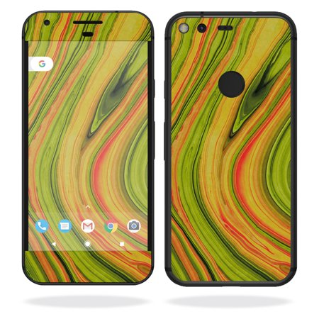 Skin Decal Wrap For Google Pixel Xl 5 5  Cover Sticker Marble Trip