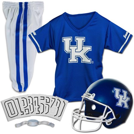 Kentucky Wildcats Basketball Jersey - Franklin Sports NCAA Kentucky Wildcats Uniform Set, Small