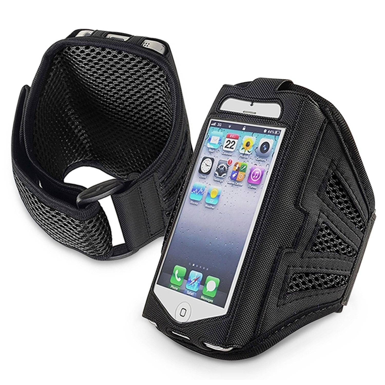 Gym Running Phone Armband for Samsung Galaxy S5,S6//Edge,S7//Edge,S8/&S9