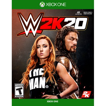 WWE 2K20, 2K, Xbox One