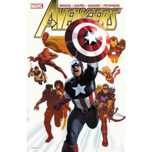 Avengers by Brian Michael Bendis 3
