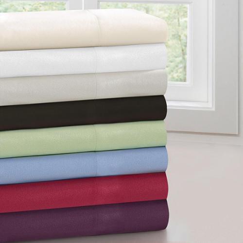 Premier Comfort Softspun All-season Sheet Set Cal King-White