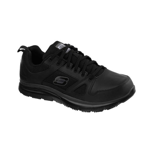 Men's Skechers Work Relaxed Fit Flex Advantage SR by Skechers