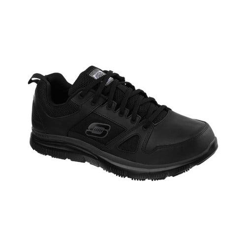 Skechers Work Leather Slip Resistant