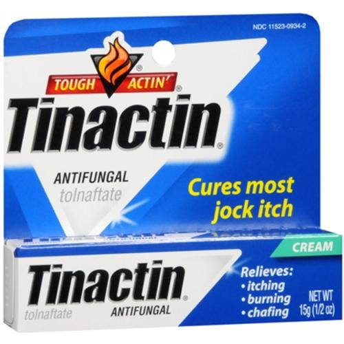 Tinactin Antifungal Cream (Jock-Itch) 0.50 oz (Pack of 3)