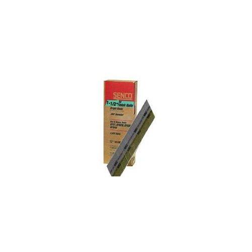 Senco Products, Inc. DA17EABN 15X1-1/2-Inch Electro-Galvanized Finish Nail Angled - Box Of 4,000