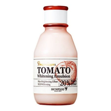SKINFOOD Premium Tomato Whitening Cream Review | K's all ...