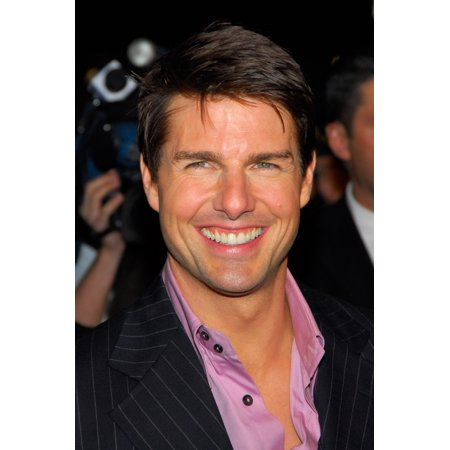 Tom Cruise At Arrivals For Mission Impossible Iii Premiere The Ziegfeld Theatre New York Ny May 03 2006 Photo By Gregorio Binuyaeverett Collection Photo Print