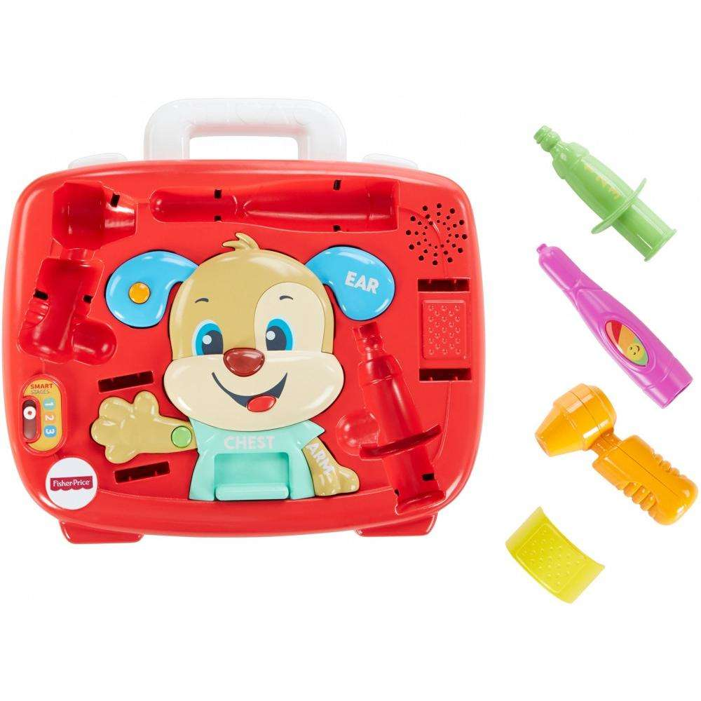Fisher Price Laugh & Learn Puppy's Check-up by Fisher-Price