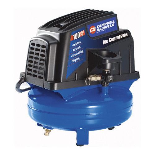 Campbell Hausfeld FP2028 1 Gallon Oil-Free Pancake Air Compressor