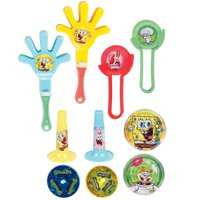 Amscan SpongeBobParty Supplies | Party Favor | Pack of 100