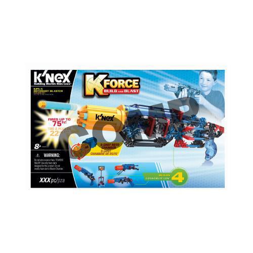 Knex Limited Partnership Group 47011 K-25X Rotoshot Blaster by Knex Limited Partnership Group