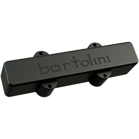 - Bartolini BRP59CBJD-LN1 Classic Jbass Dual Coil Deep Tone Long Neck 5-String Bass Pickup