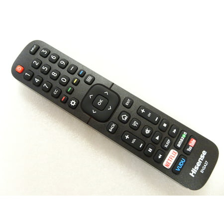 Hisense Remote  EN2A27 New 6 Wire Standard Remote