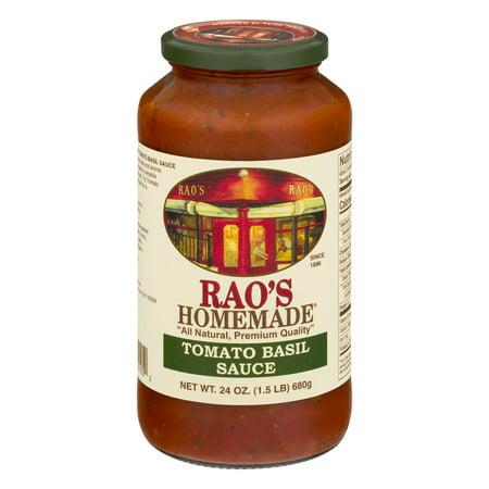 Rao's Homemade Tomato Basil Sauce, 24.0 - Mario Batali Tomato Sauce