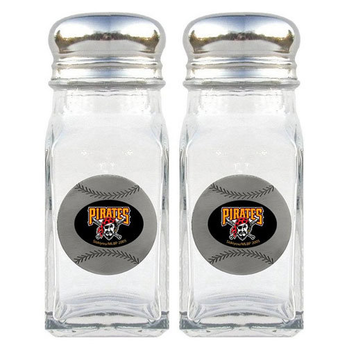 Pittsburgh Pirates Official MLB  Salt and Pepper Shakers by Siskiyou