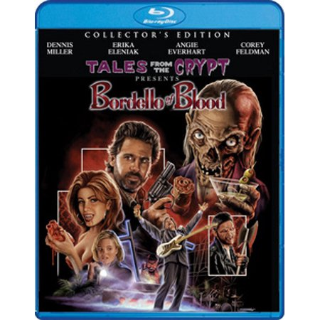 Tales from the Crypt Presents Bordello of Blood (Tales From The Crypt Series Blu Ray)