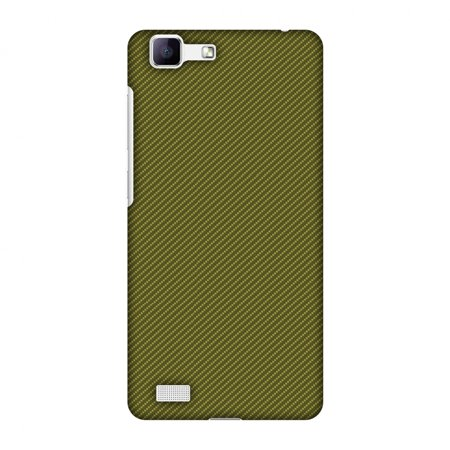 super cute 11167 61b72 Vivo Y35 Case, Vivo V1 Case - Golden Lime Texture, Hard Plastic Back Cover.  Slim Profile Cute Printed Designer Snap on Case with Screen Cleaning Kit