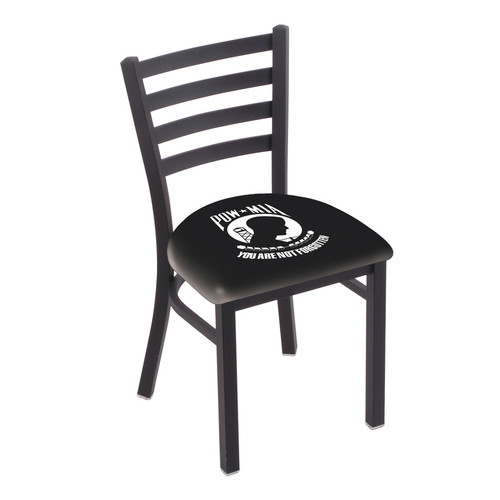 Holland Bar Stool POW/MIA Wrinkle Stationary Side Chair