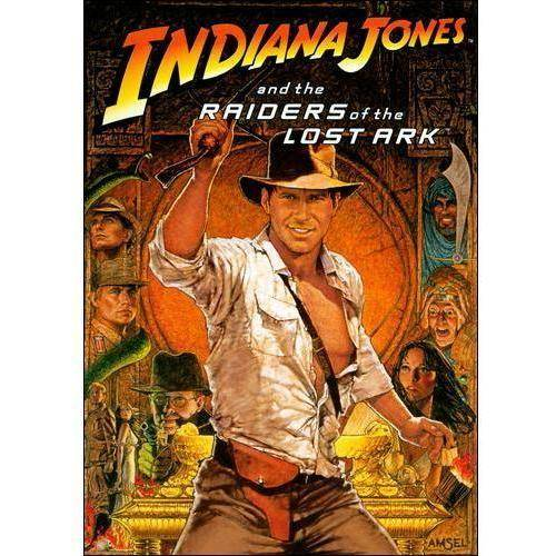 INDIANA JONES-RAIDERS OF THE LOST ARK (DVD)
