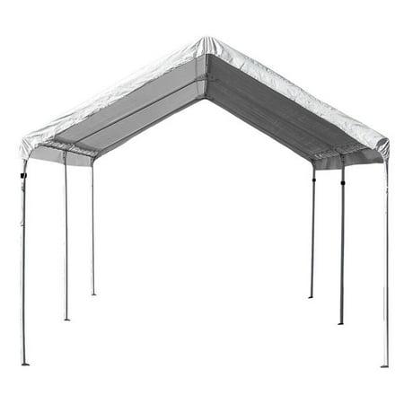 ShelterLogic 25949 10 x 20 ft. Accelaframe Canopy, White