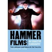 Hammer Films : An Exhaustive Filmography