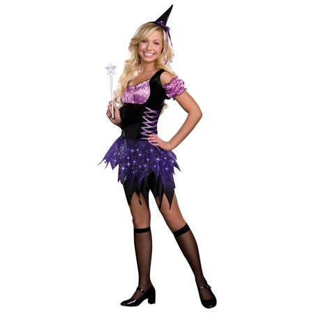 Creative Halloween Costume Ideas For Juniors (Switch Witch Junior Teen Halloween)