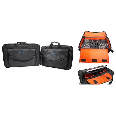 Rockville Travel Carry Case For Pioneer DDJ-SR DJ Controller ()