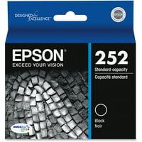 Epson 252 DURABrite Ultra Original Black Ink Cartridge