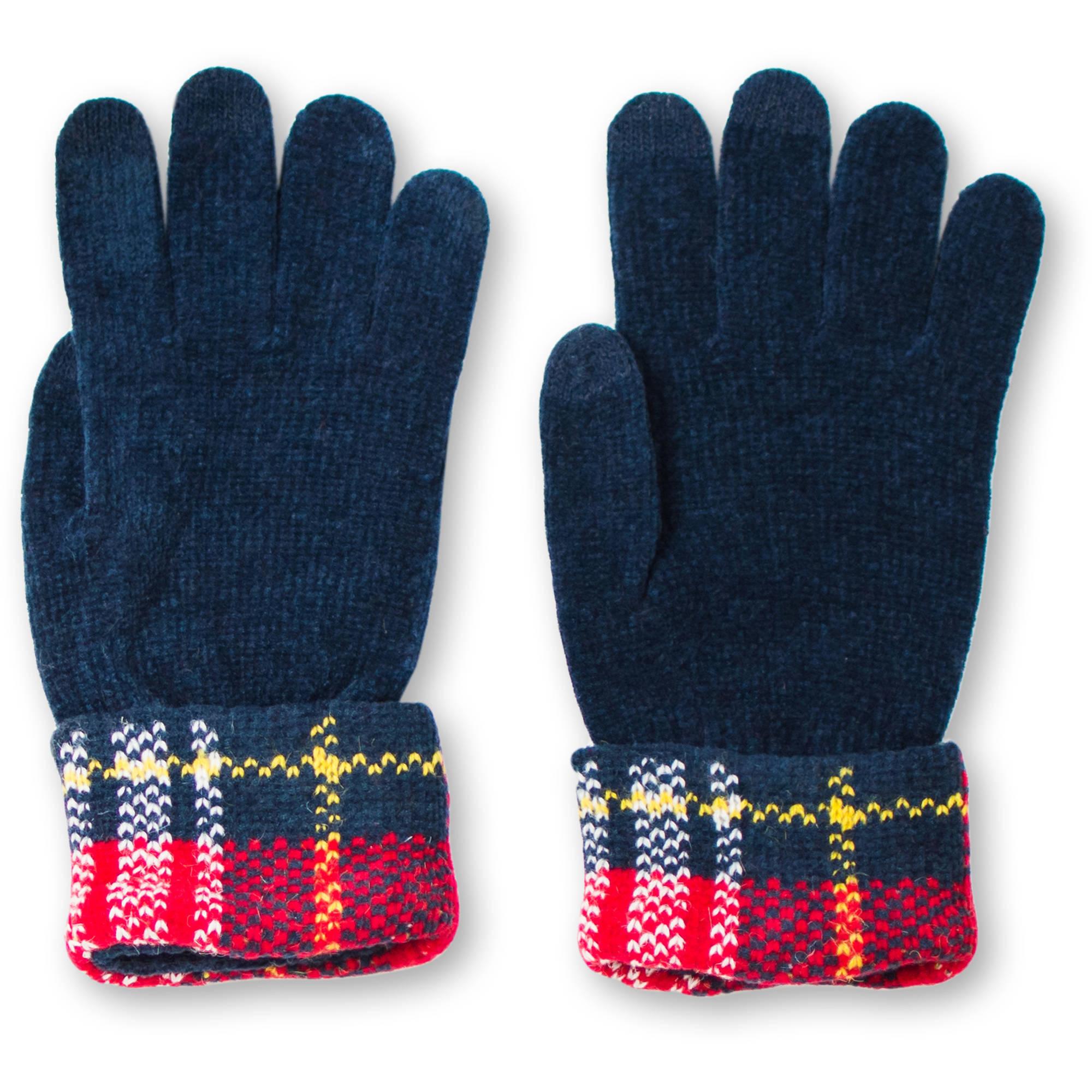 Faded Glory Women's Chenille Glove