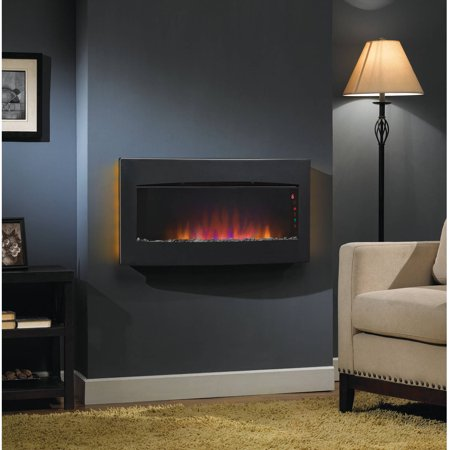 Chimney Free Serendipity Fire Display, Black ()