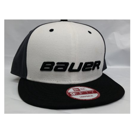 9e9bc3d0efaea Bauer - Bauer Double Up 9FIFTY Snapback Men s Hat (One Size) - Walmart.com