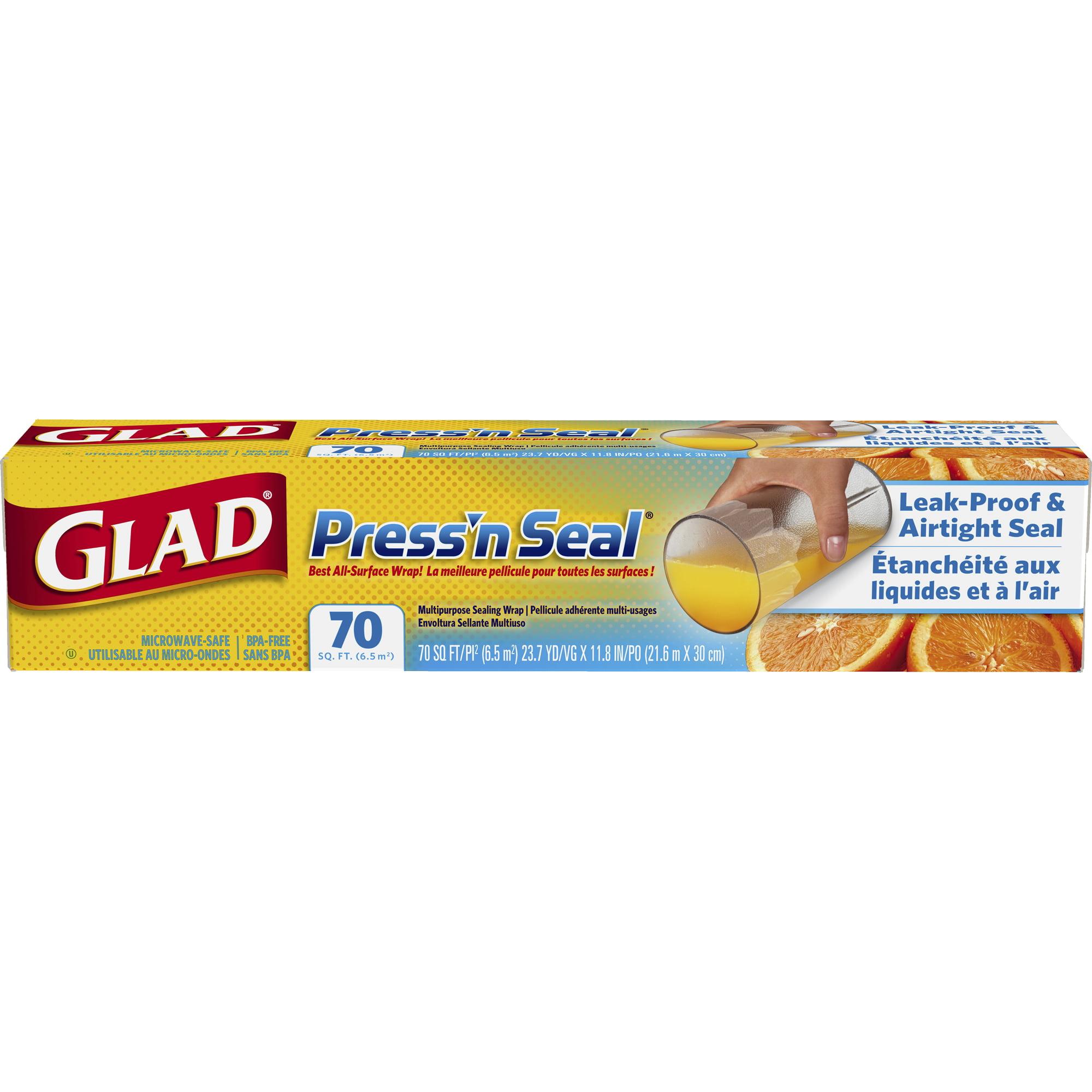 Glad Press'n Seal Food...