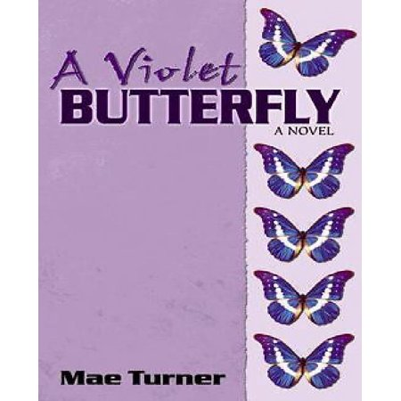 A Violet Butterfly - image 1 of 1