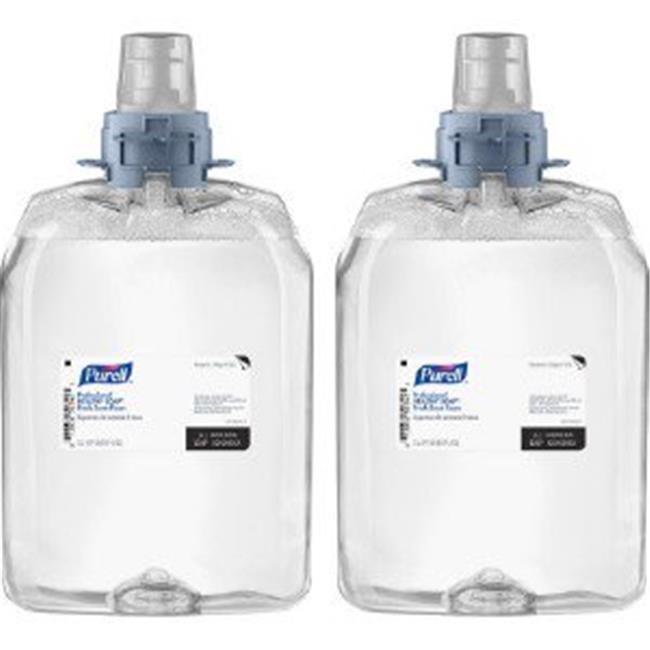 GOJO Industries 521502 1200 ml Refill for Purell FMX-20 Professional Healthy Soap Fresh Scent Foam Dispenser