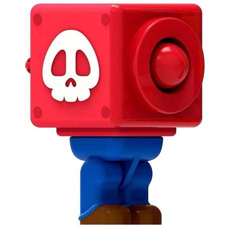 Super Mario Cannon Box Mario Minifigure