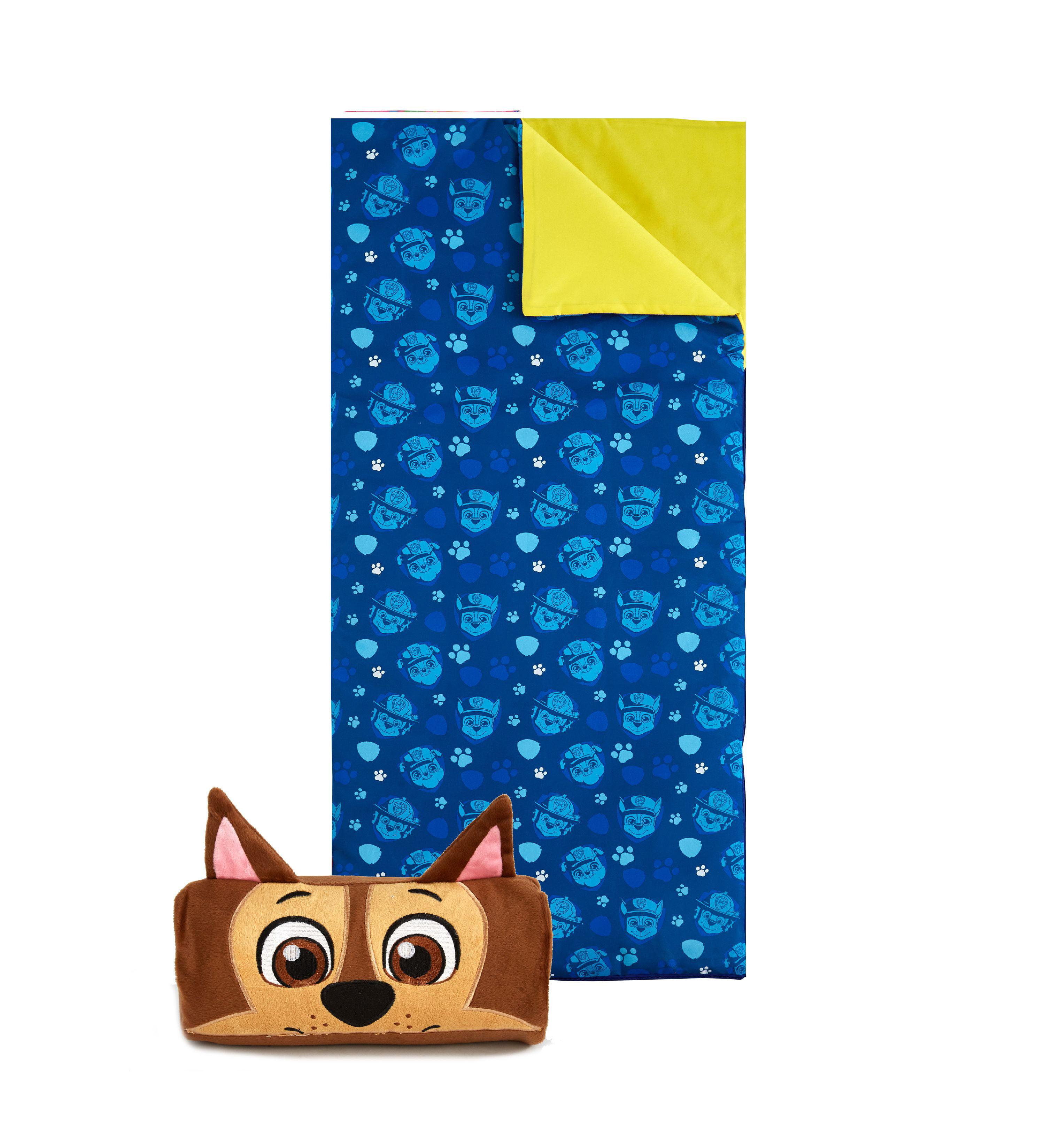 Nickelodeon Paw Patrol Nap Mat with BONUS carry bag