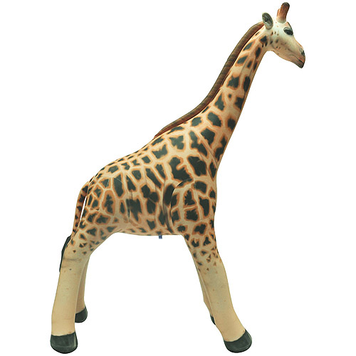 Lifelike Inflatable Giraffe