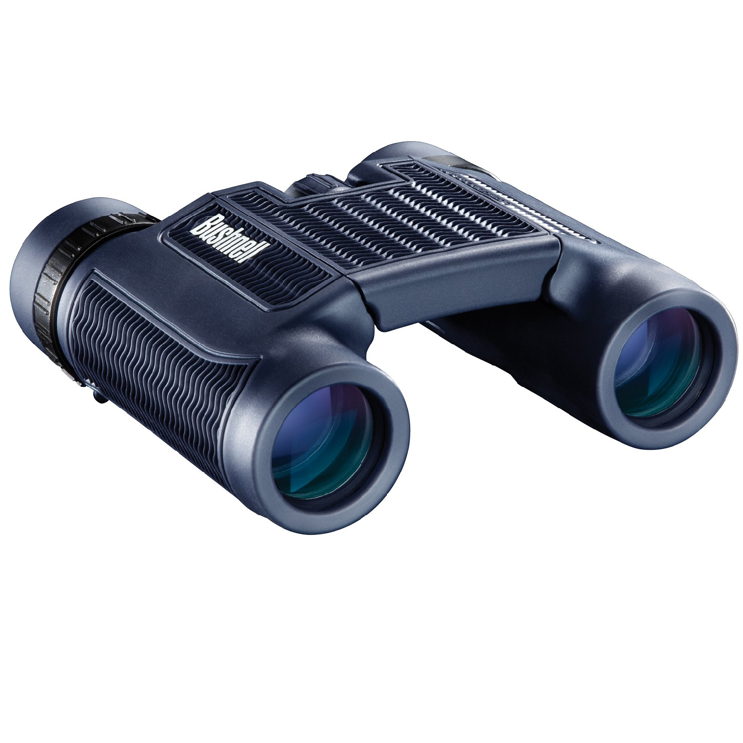 Bushnell H2O Waterproof Binocular 10X25 BAK-4-Black by Bushnell