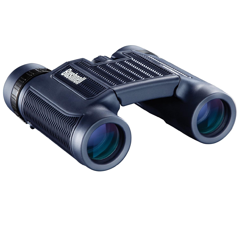 Bushnell H2O Waterproof Binocular 10X25 BAK-4-Black