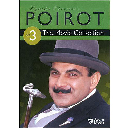 Image of Agatha Christie's Poirot: The Movie Collection 3 (Full Frame)