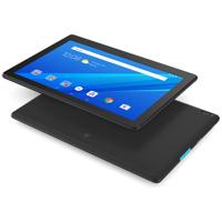 "Refurbished Lenovo ZA470006US TB-X104F 10.1"" HD TouchScreen Qualcomm APQ8009 1.3GHz 2GB RAM 16GB eMMc Android Oreo Slate Black"