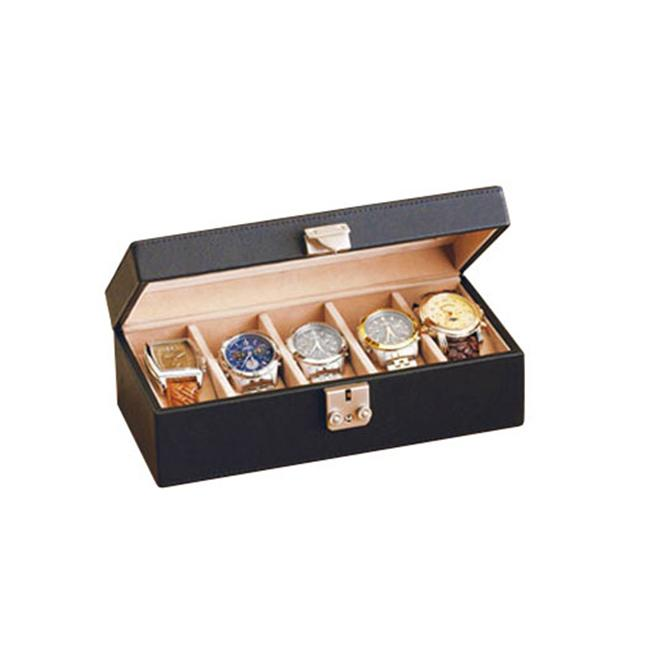 Royce Leather Deluxe 5 Watch Box