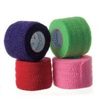 MEDLINE Bandage, Latex Free,No,Cohesive,PK48 MDS088015CP