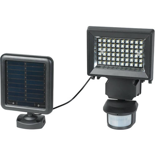 Duracell 120 Degree Solar Outdoor LED Motion Security Light