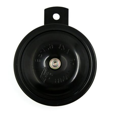 Unique BargainsMini Universal Car Vehicle Waterproof Metal Electric Horn DC 12V 110dB Black](Reindeer Horns For Car)