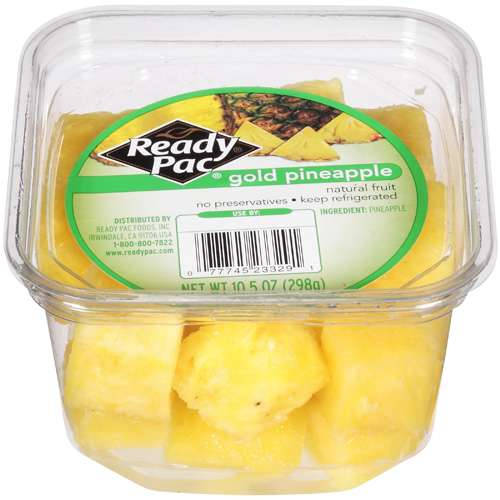 Pineapple Spears 10 oz