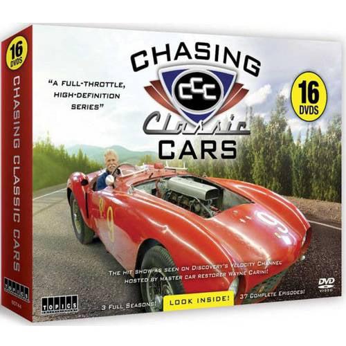 Chasing Classic Cars: 3 Full Seasons! by Topics Entertainment